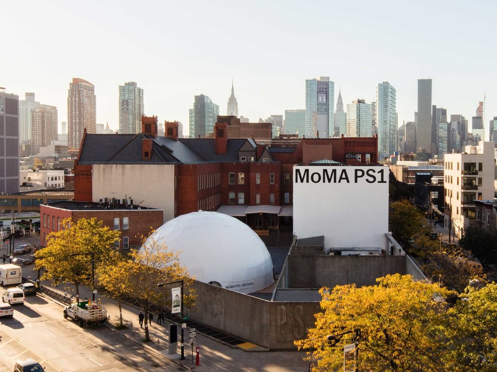 MoMA PS1 and a few local galleries