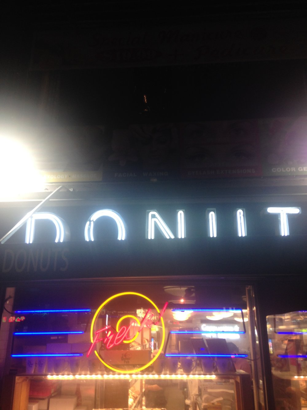The Donut Pub in Chelsea