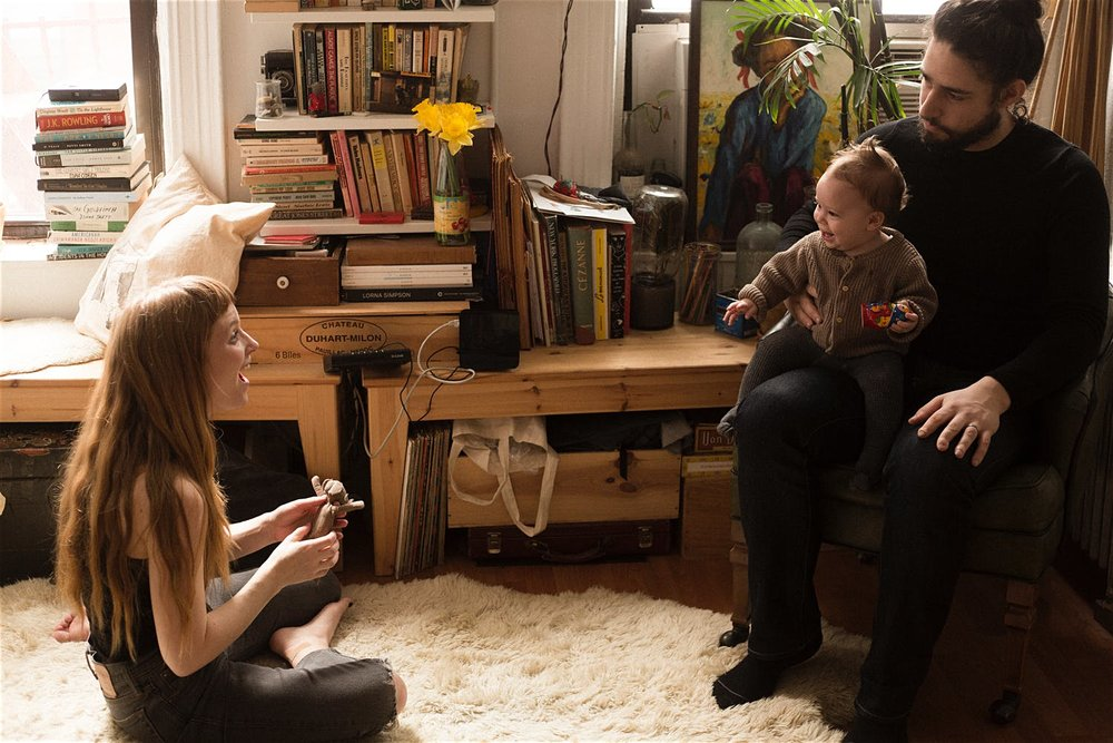 brittany, jesse, and margot -