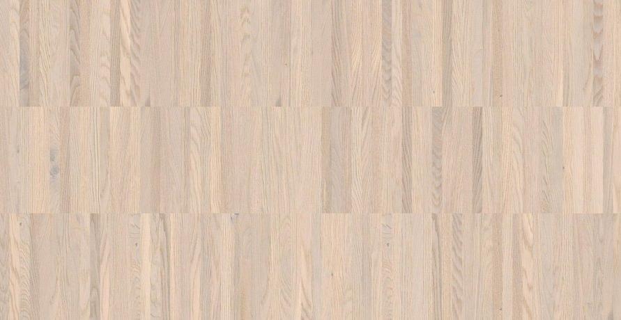 Elements Parallel oak Saphir white finish