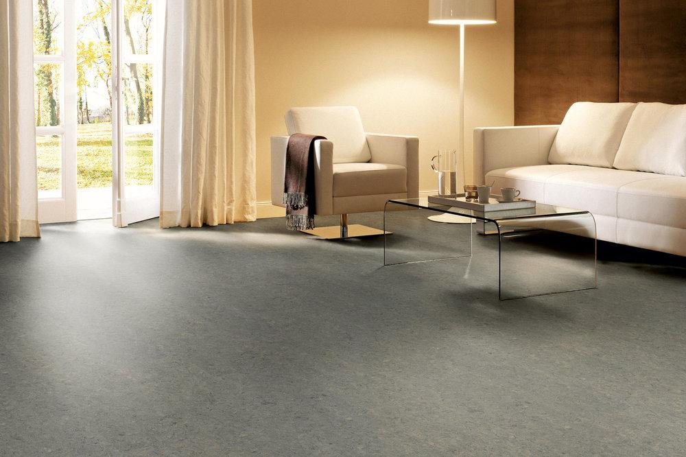 COLORO lino: Granit