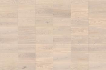 KREATIV: oak, Saphir white finish