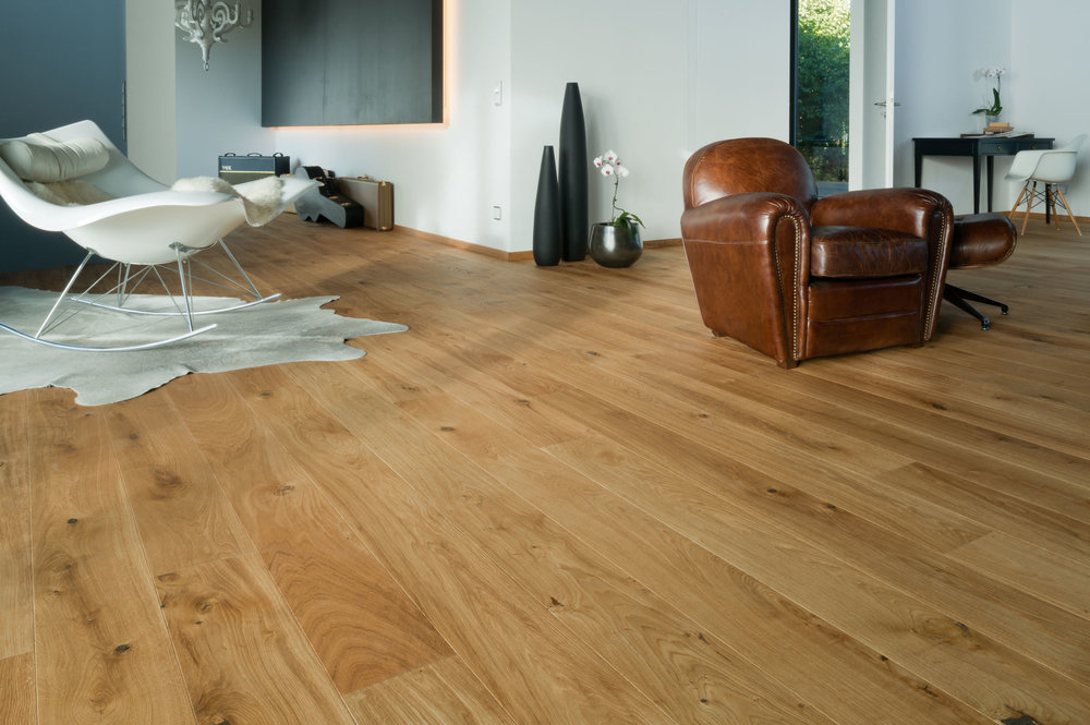 MARCANTO: oak, Alpin grade, natural oil finish