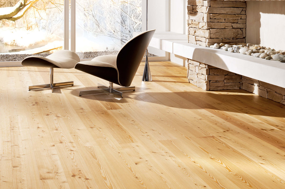 MARCANTO: larch, natural oil finish