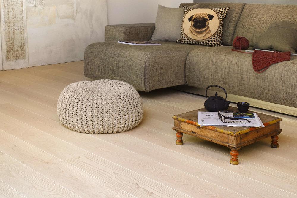 tilo single plank Puristico ash