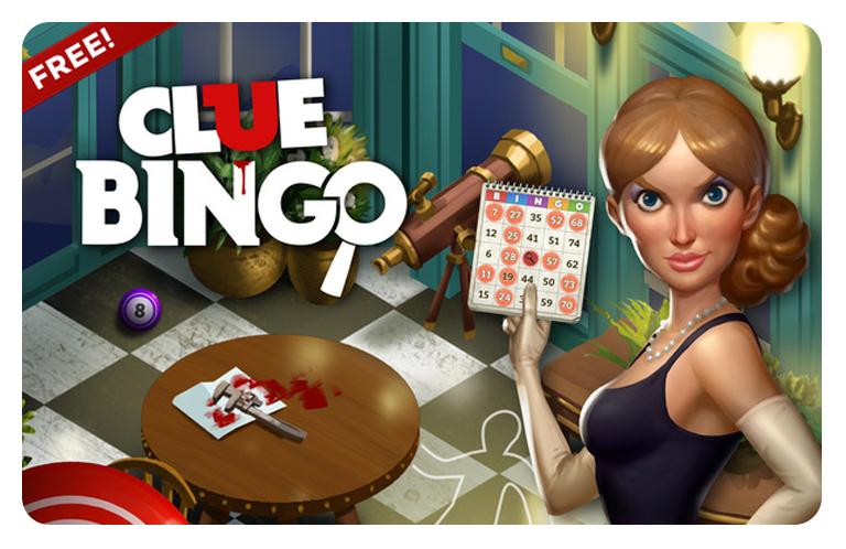 Clue Bingo | Storm8