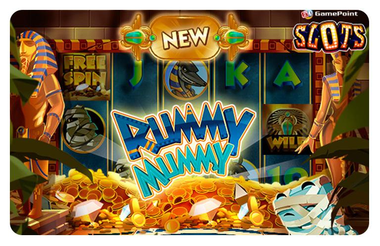 Rummy Mummy | Gamepoint
