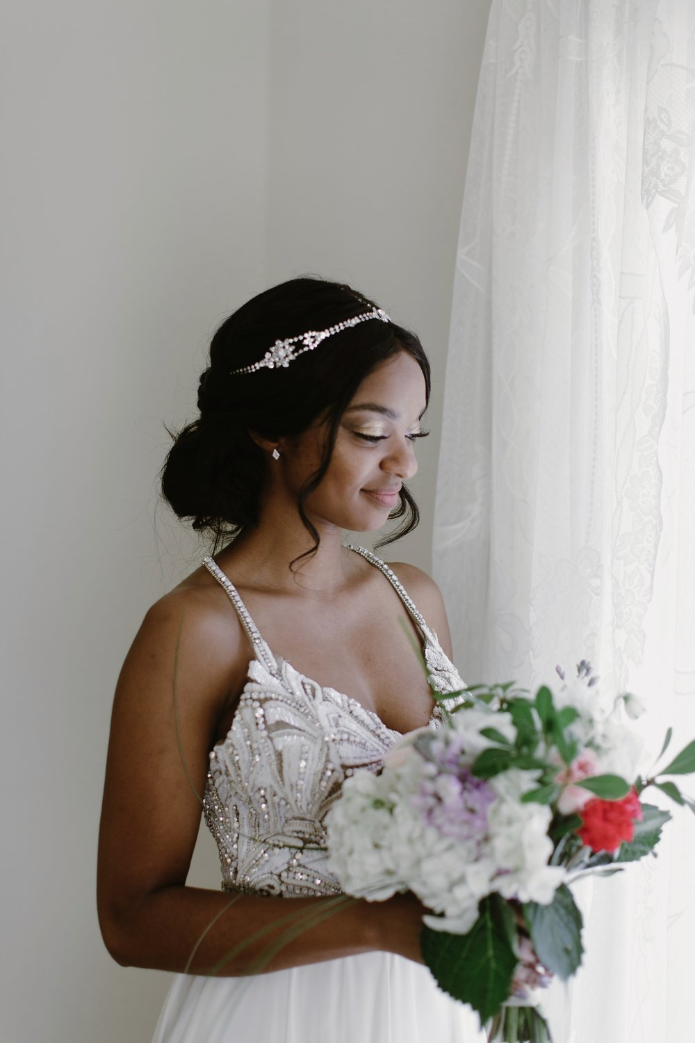 Elicia Bryan - This woman travels worldwide and I was grateful to meet her on this Syncere Bride's wedding day. Look at her impressive portfolio here.