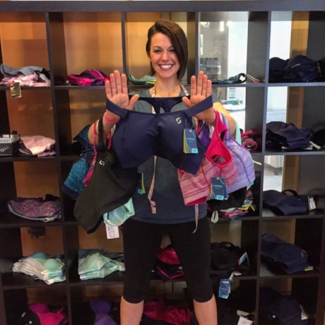 Assistant Manager Jess is ready to help find the right fit for you.