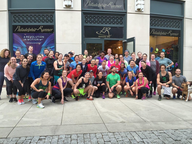7/3] University City Group Run — Philadelphia Runner