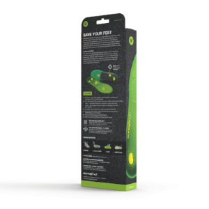 Green Run Comfort Max Insoles