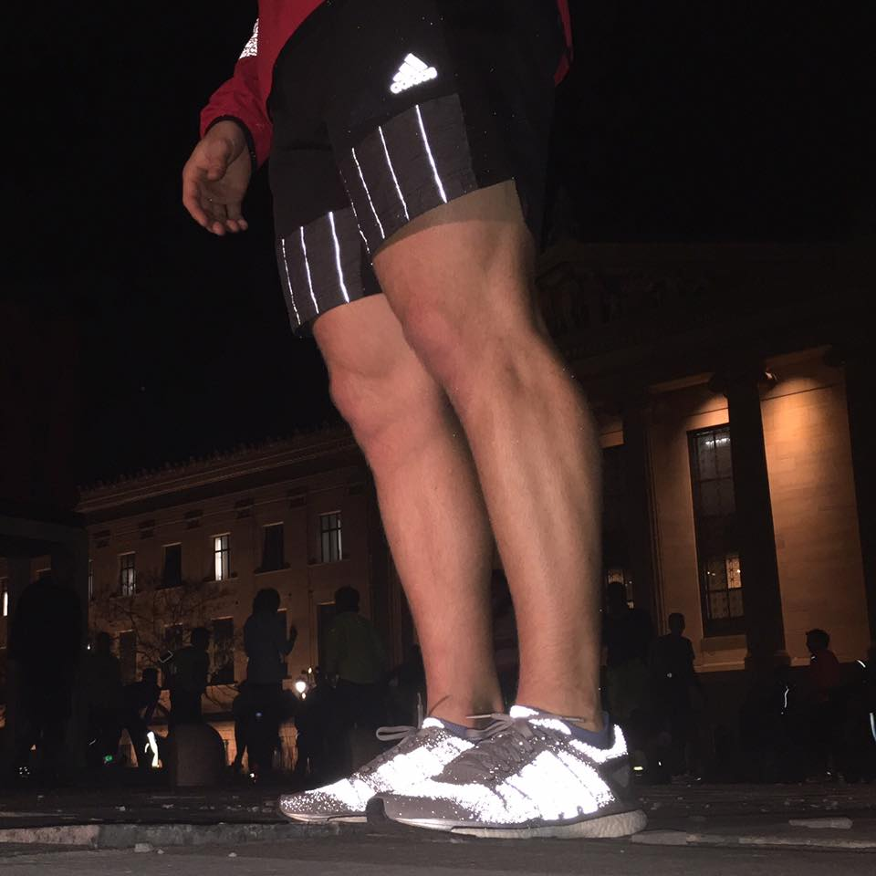 Reflective Apparel and Shoes