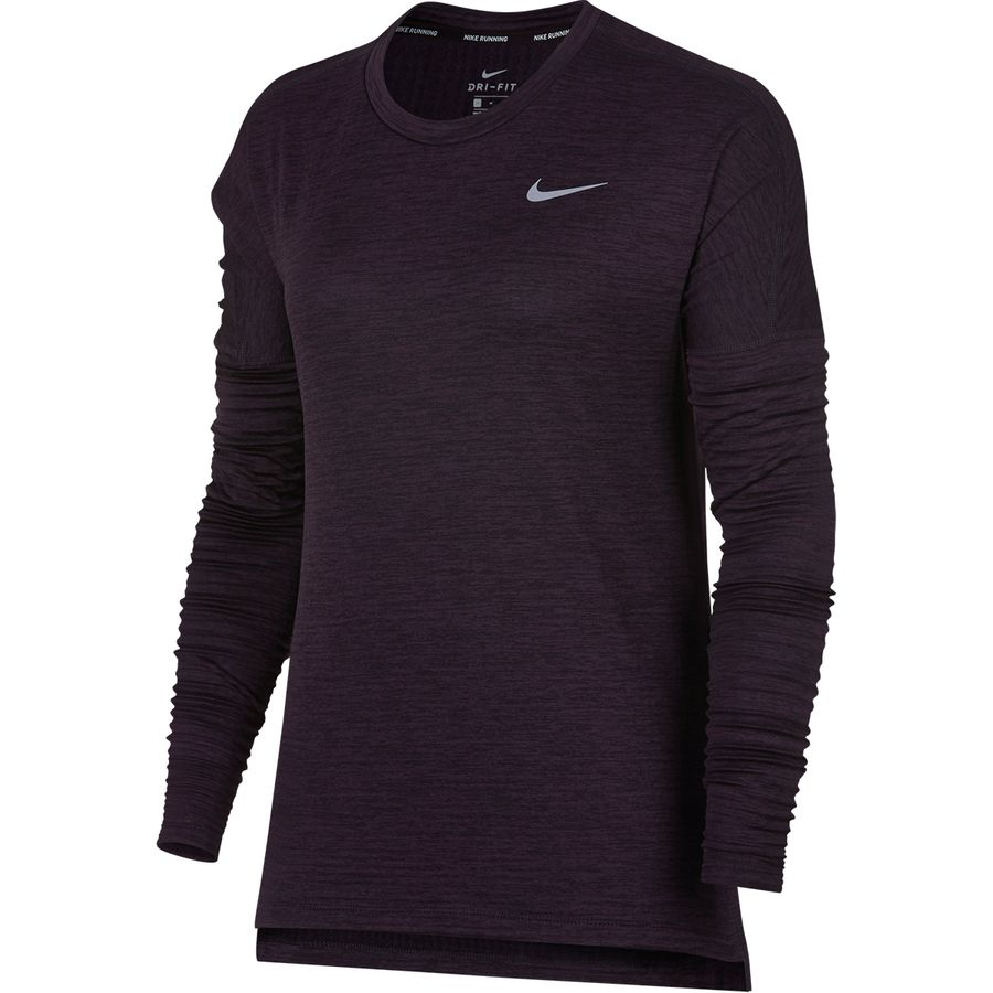 Women's Nike Therma Sphere Long Sleeve Crew