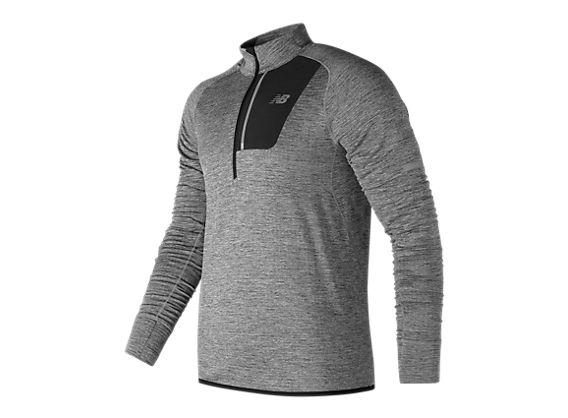 Men's NB Heat Half Zip