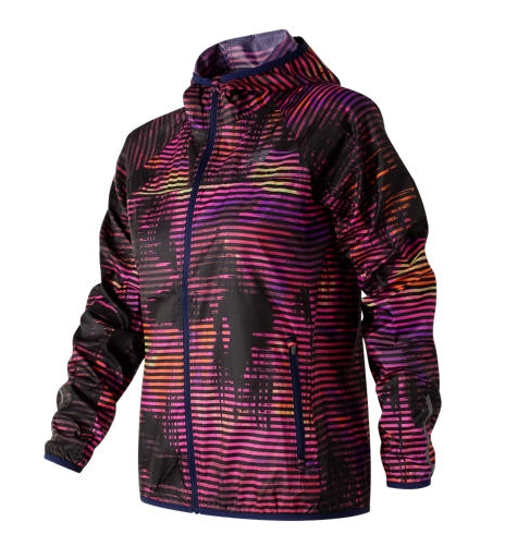 Women's New Balance Windcheater Jacket