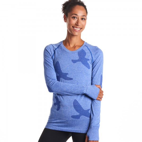 Oiselle Flyte Long Sleeve Photo via Oiselle.com