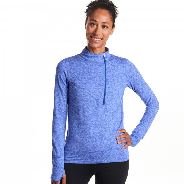 Oiselle Homerun Half Zip Photo via Oiselle.com