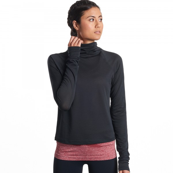 Oiselle Mile One Pullover Photo via Oiselle.com