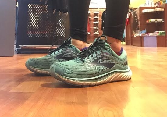 6382e95e4e23f Our staff of experts can answer any questions you have about the Brooks  Glycerin 15 and other shoes in our shops. Come in for a gait analysis and  try the ...