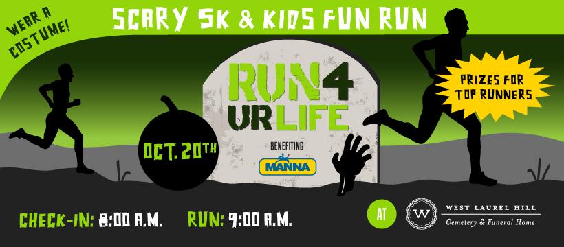 10/20] RUN4URLIFE 5K — Philadelphia Runner