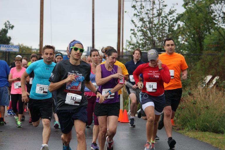 10/6] Greenway 5K — Philadelphia Runner