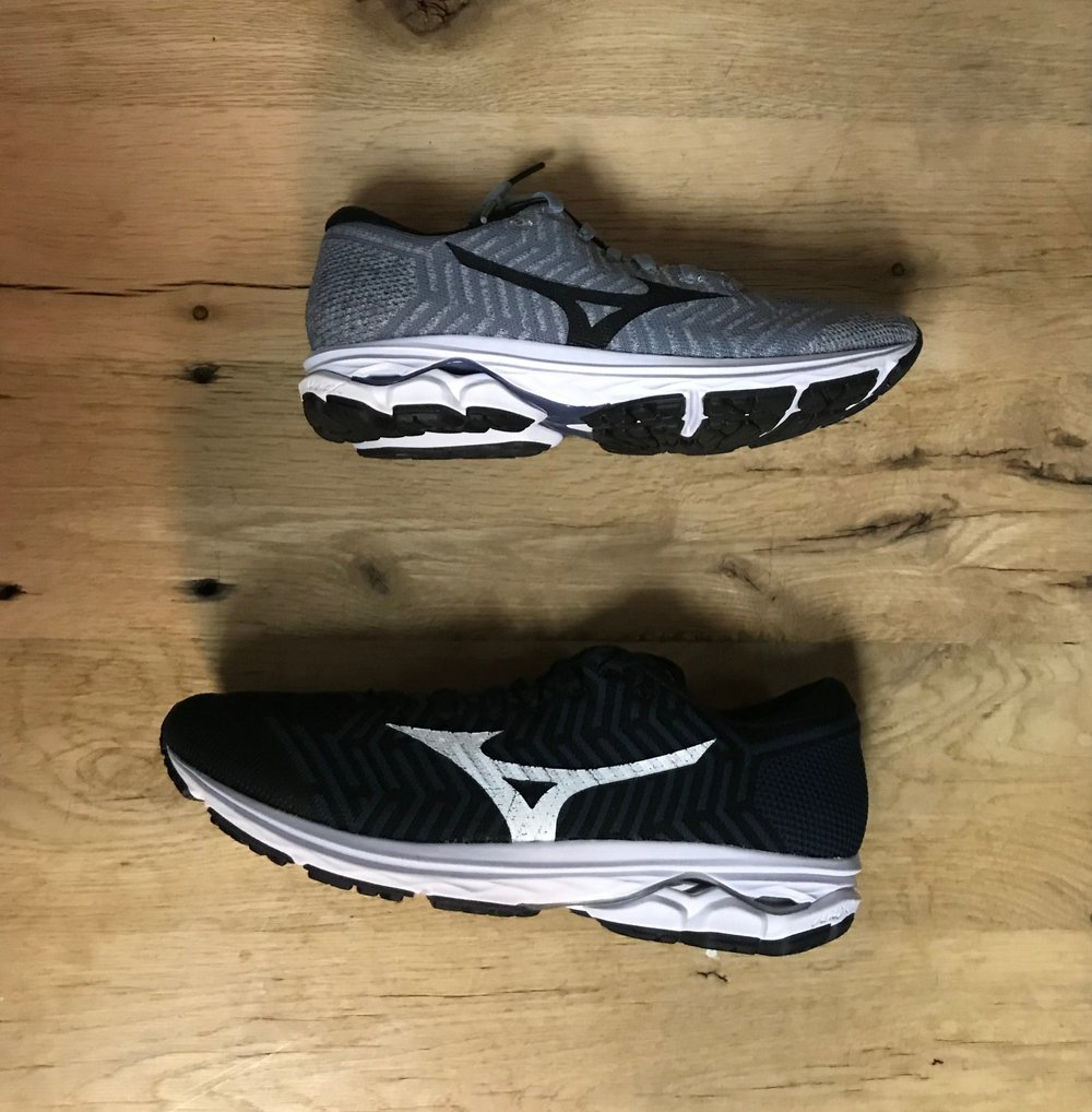 Mizuno Wave Rider Knit