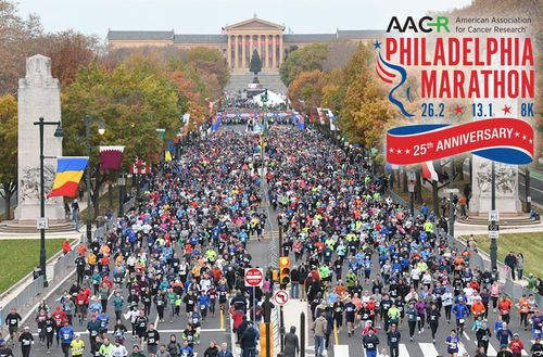 Photo via Philadelphia Marathon