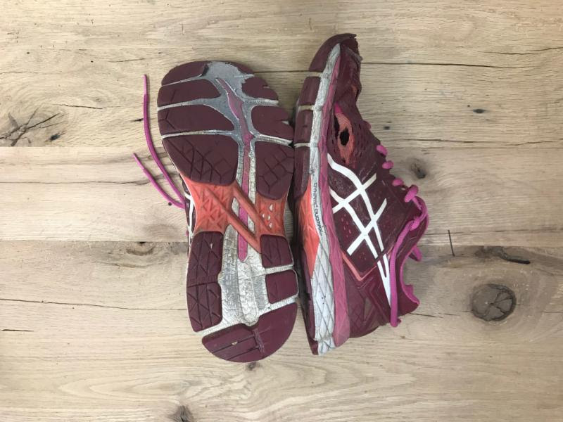 1a633b4abb8 ... and your build so we put together a few things to pay attention to and  signs to look for to help you determine if it s time to update your footwear .