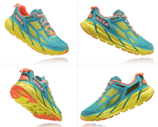 Rereleased Hoka Clifton 1 via Hoka One One