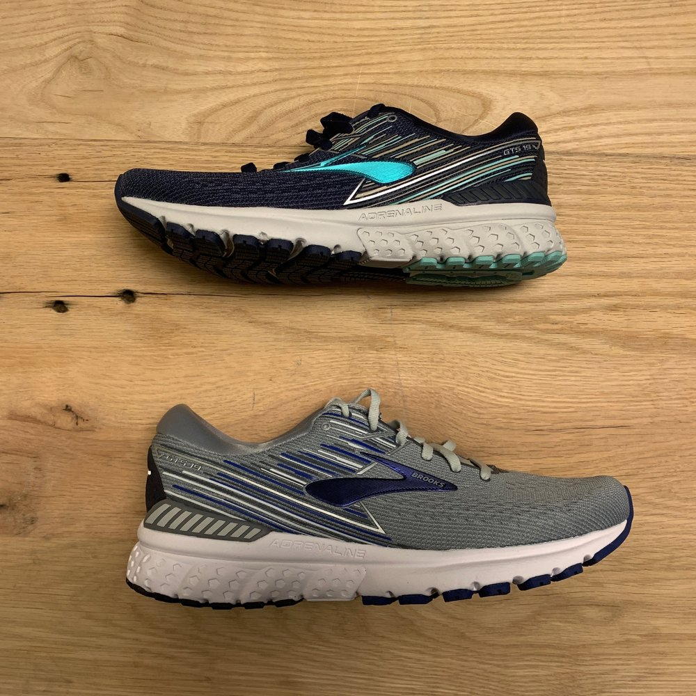 Brooks Adrenaline GTS 19