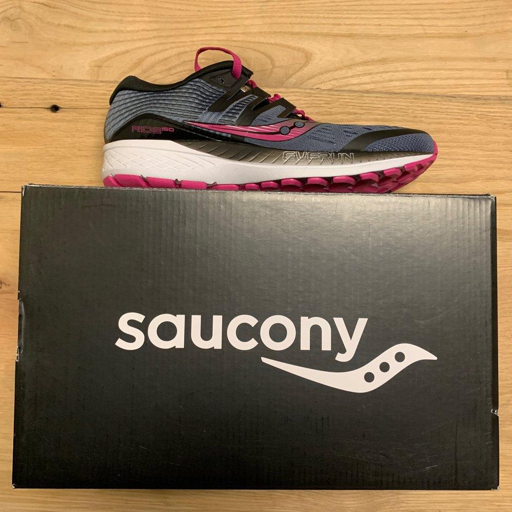 Saucony Ride ISO - Women's