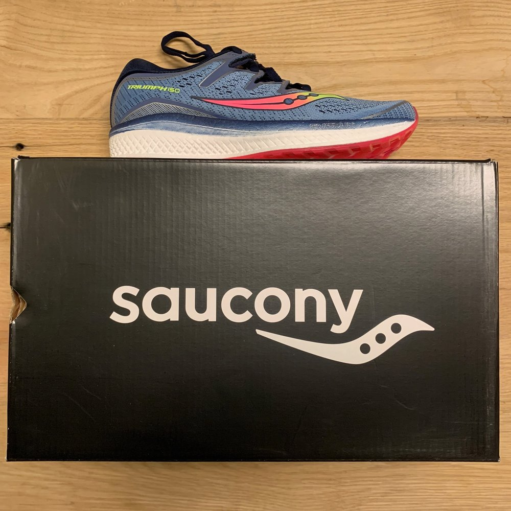 Saucony Triumph ISO 5 - Women's