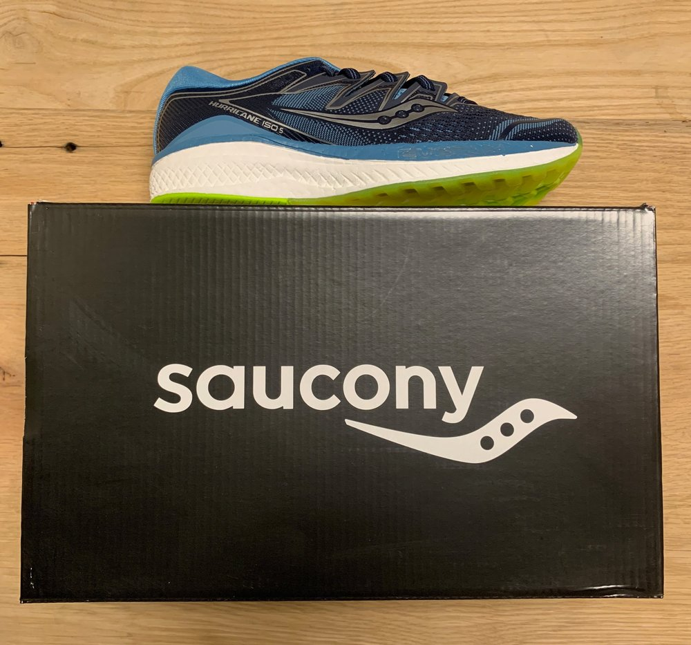 Saucony Hurricane ISO 5 - Women's