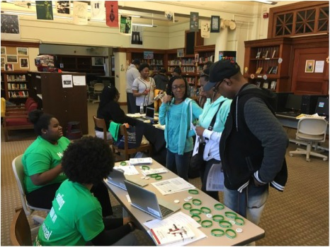MoneyLYFE host an informational fair about financial literacy