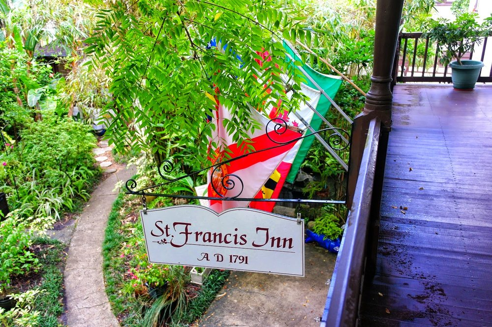 St. Francis Inn St Augustine, Florida