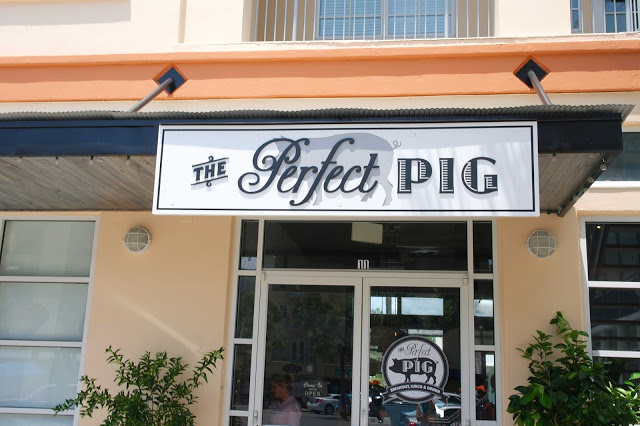 The Perfect Pig, Seaside, Florida