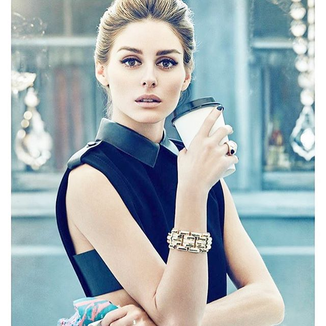 Love Olivia Palermo! So classy and always stylish no matter what she's wearing👠 📷@aimeagency @oliviapalermo