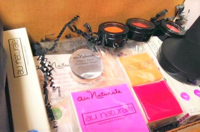 Au Naturale cosmetics