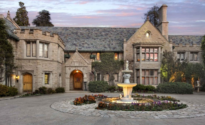 The Playboy Mansion, Holmby Hills, California - $105,000,000