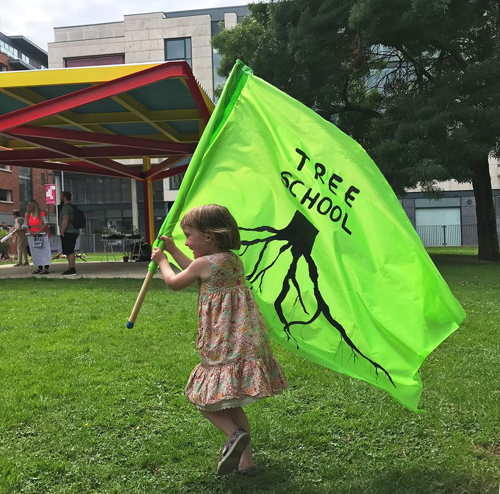 Tree School was launched on July 9, 2017