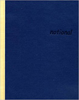 Notional, drawing monograph by Katie Holten, published by Coracle Press
