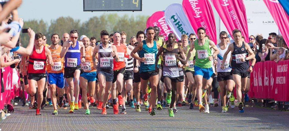 Hackney Half Marathon 2017: a Spectators' guide