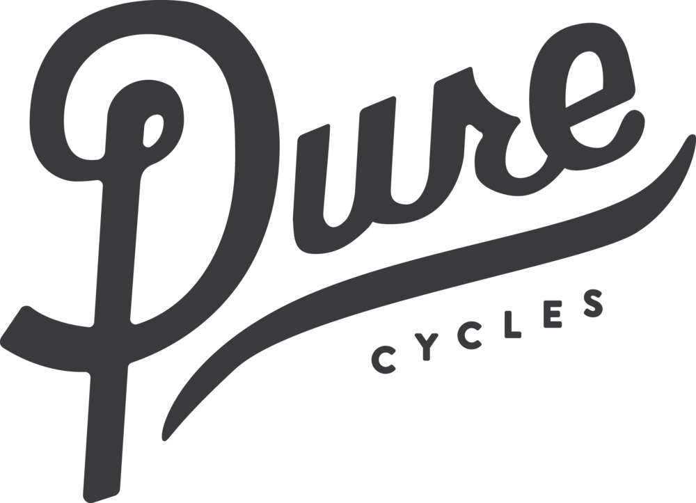 Pure Cycles Alternate Logo