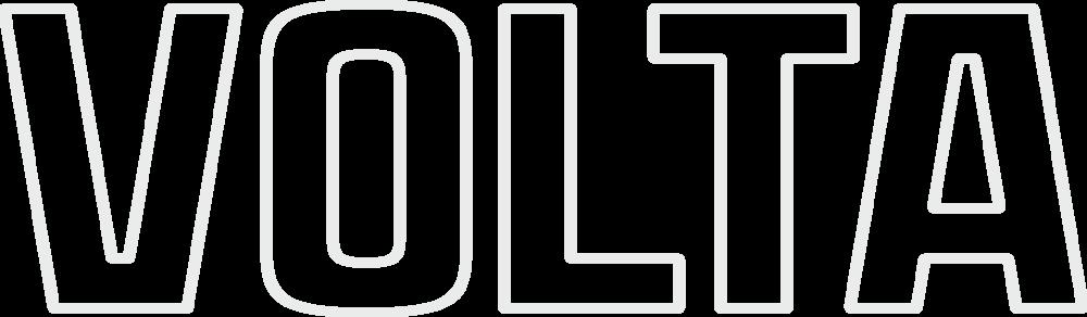 Volta Logo - Light