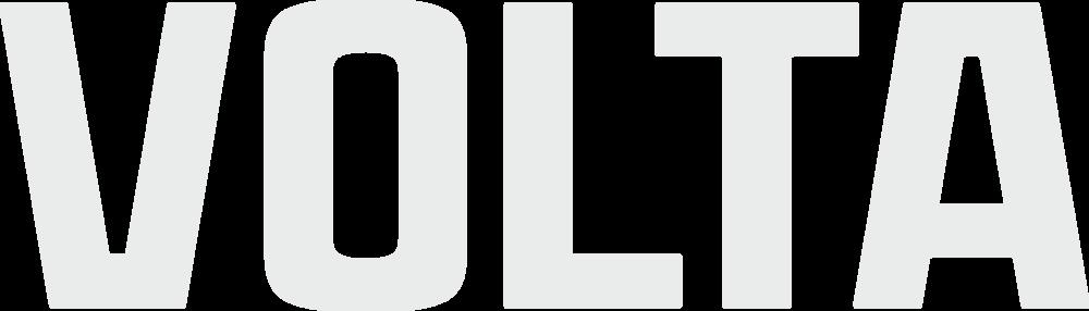 Volta Alternate Logo - Light