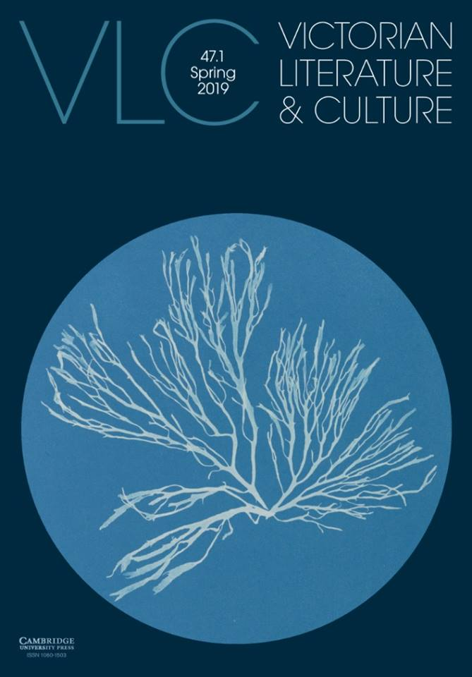 47.1 Now Available - VLC is pleased to announce the publication of its second inaugural issue under the editorship of Rachel Ablow and Daniel Hack, featuring contributions by Rachel Ablow, Nancy Armstrong, Ayelet Ben-yishai, Alison Booth, Alicia Jean Mireles Christoff, William Cohen, Jill Ehnenn, Catherine Gallagher, Rae Greiner, U.C. Knoepflmacher, Carolyn Lesjak, George Levine, Deidre Lynch, Nasser Mufti, Paul Saint-Amour, Cannon Schmitt, Talia Schaffer, and Martha Vicinus.