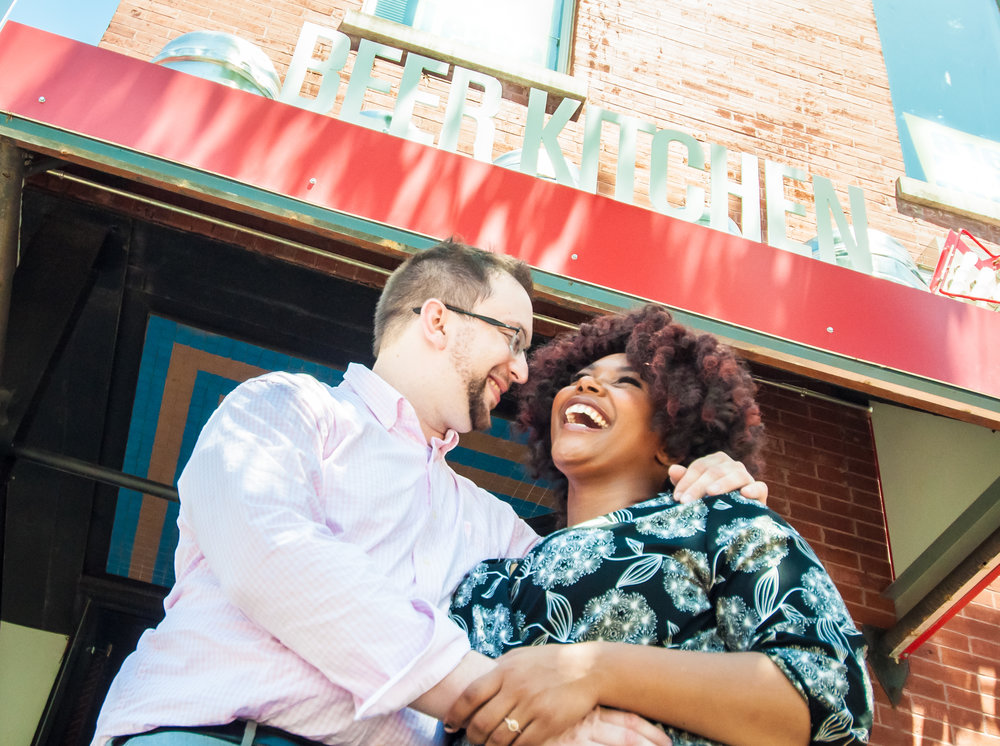 Pro Tip: Once you've picked your photographer, schedule an engagement shoot with them. This is the best way to see your photographer in action and know exactly what to expect on your wedding day, both personally and professionally.