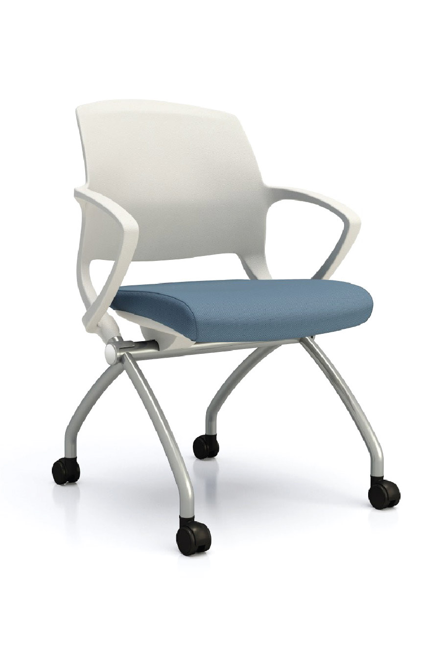 Meshchair - chair on casters