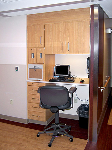 Amcase Nurse Station