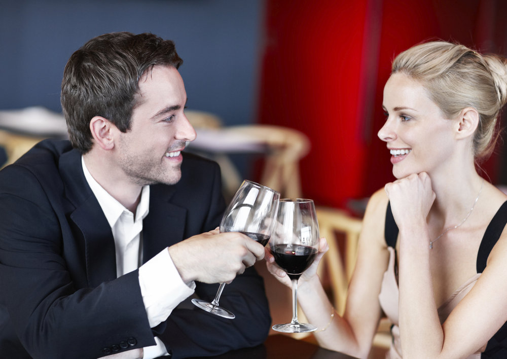 SF Couple red wine toast.jpg